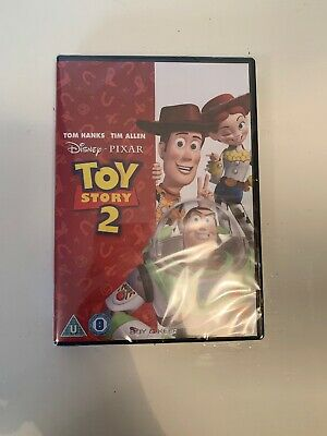 Toy Story 2 (DVD, 2005) BNIB perfect For Christmas *please Check My Other Items*