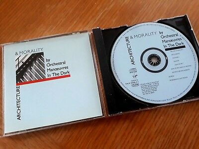 Orchestral Manoeuvres in the Dark - Architecture And Morality - CD - OMD -