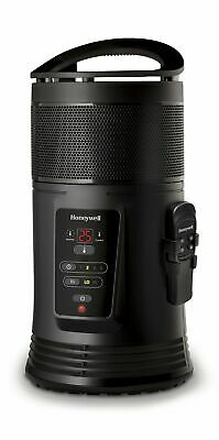 Honeywell HZ 445 Termoventilatore Ceramico 360° Surround con Telecomando