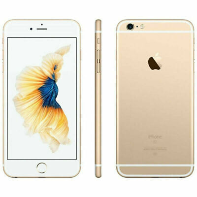 "Apple iPhone 6s Plus Gold 16GB SIM Free LTE 5.5"" Factory Unlocked Smartphone"