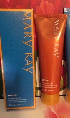 Mary Kay SunCare Subtle Tanning Lotion New in Box