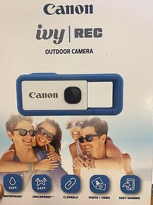 Canon IVY REC 13MP Full HD Outdoor Camera - Brand New - Free Shipping!