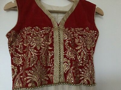 Indian Bollywood  Women Ladies Ethnic Dress Top Tunic Top