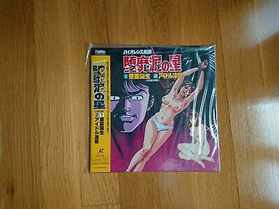Hentai LD Laserdisc Unknown Tittle anime manga laser disc JP
