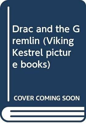 Drac And the Gremlin (Viking Kestrel picture books), Baillie, Allan, Very Good,