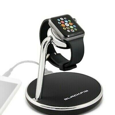 Blackfin Charging Stand for Apple Watch  Black