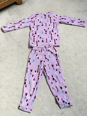 Patagonia Baby Micro D Fleece Top And Bottoms Size 4T