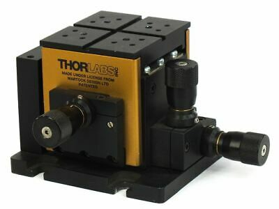 Thorlabs MDE330TH Thor Labs XYZ Optical Table Positioning Flexure Stage