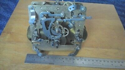 westminster chime clock movement gwo