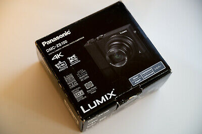 Panasonic LUMIX ZS100 20.0MP 4K Digital Camera 10X LEICA DC F2.8-5.9