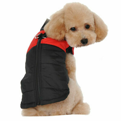 Winter Dog 10 Pet Vest Waterproof Large Clothes Big Small Coats Jacket Dogs Size