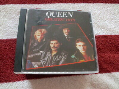 QUEEN: THE GREATEST HITS (CD) 17 CLASSIC TRACKS 99p