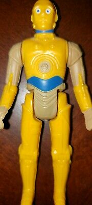 C3PO Droids animated series 3.75 hard to find Star Wars  Series 1985