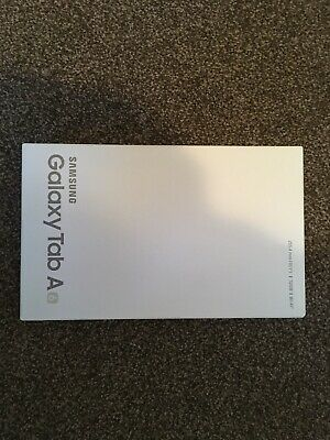 """Samsung Galaxy Tab A 10.1"""" 32GB Black Wi-Fi Android Tablet Brand New & Unopened"""