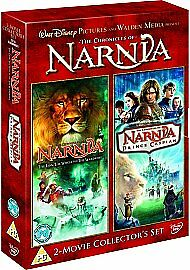 Chronicles Of Narnia - The Lion, The Witch And The Wardrobe/Prince Caspian (DVD…