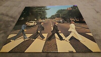 Abbey Road The Beatles 12inch LP pcs 7088