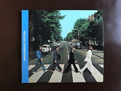 Beatles Abbey Road 2019 cd 50th anniversary. As new.