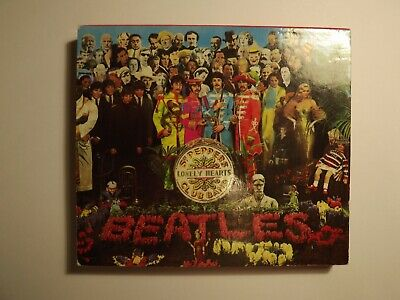 The Beatles......Sgt.Peppers Lonely Hearts Club Band....music cds.