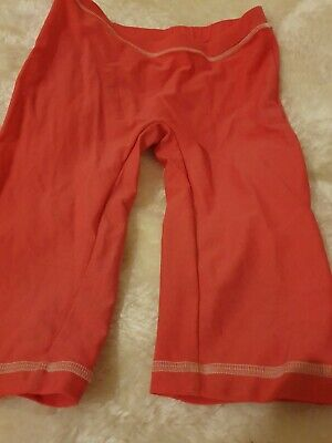 Lovely Girls Pink Mini Boden Swimming Shorts Age 6-7 Years
