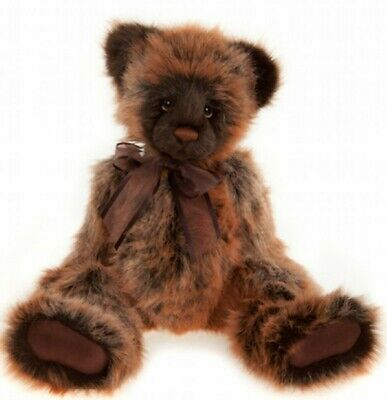 CHARLIE BEARS...Terry... 53cms....retired by Isabelle Lee.