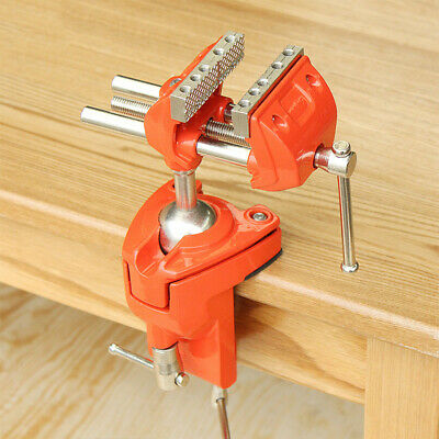 Universal High Carbon Steel Bench Table Vise Vice Heavy Duty Household
