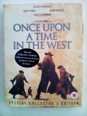 Once Upon A Time In The West - Special Collector's Edition - Dvd Excellent Cond