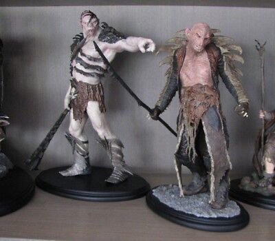 Weta The Hobbit collectibles BOLG in perfect condition
