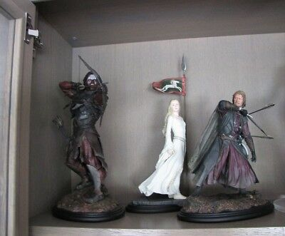 Weta collectibles Lord of the Rings BOROMIR in perfect condition