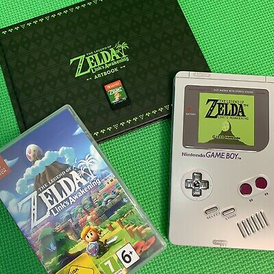 The Legend Of Zelda Link's Awakening Limited Edition Nintendo Switch