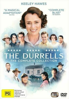 The Durrells - Series 1-4 | Complete Collection, NEW DVD