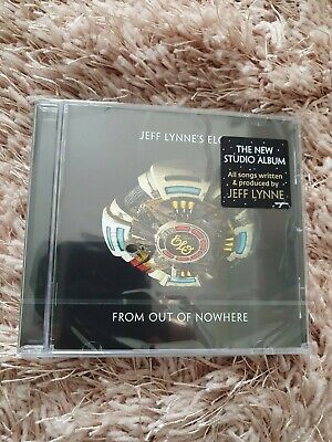 Jeff Lynne's Elo - From Out Of Nowhere  ( Cd 2019)