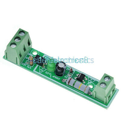 AC 220V 1-Bit Optocoupler Isolation Module Voltage Detect Board Adaptive for PLC