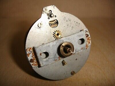Vintage Smith electric clock mechanism working. Needs a service #3