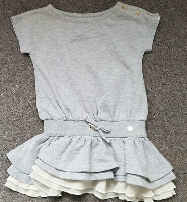 Gorgeous Girls, Juicy Couture  Grey, Frilled Tennis Dress, 2 Years