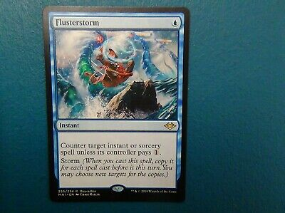 1x Flusterstorm Promo Buy a Box 255 MtG Magic the Gathering - N/M