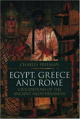 Egypt, Greece, and Rome : Civilizations of the Ancient Mediterranean  (NoDust)