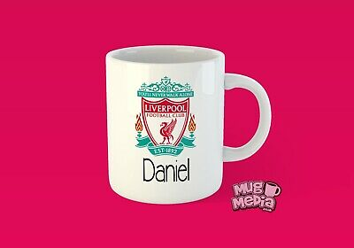 Personalised Liverpool Mug for him/her/men/women/birthday gift/christmas gift