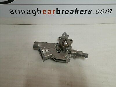 VAUXHALL AGILA A 1.0 Water Pump 00 to 06 6677280RMP Coolant KeyParts Quality New
