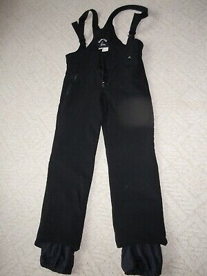 Reduced!!!  Europa Cevas Nylon Insulated Ski Snow Bib Overall Snowsuit Pants Xl