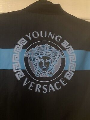Young Versace Boys Jacket Age 8