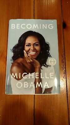Becoming Michelle Obama 2018 By Crown Hardcover