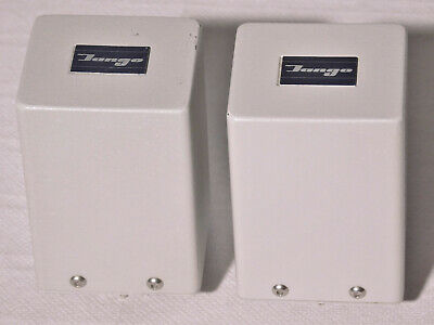 Hirata - Tango • Np-406 • Tube Preamp Out Transformer • Matched Pair • Very Rare