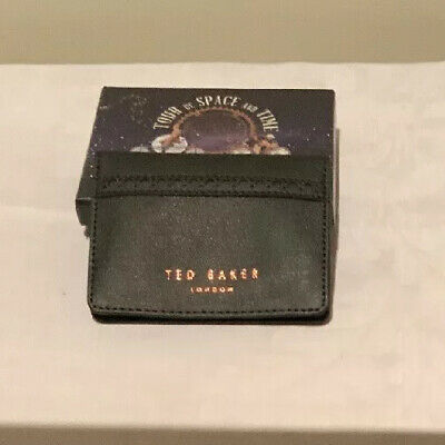 Ted Baker 3x Pairs Collar Stiffeners-NEW With Gift Box, Pouch RRP £30 Bargain