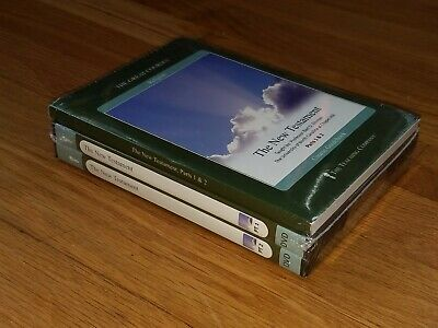 The Great Courses - 4-DVD Discs - The New Testament with Book