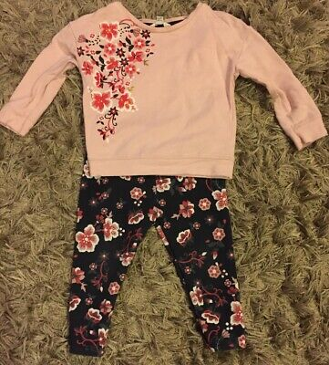 Gorgeous River Island Girls/toddlers Winter Outfit 12-18 Months