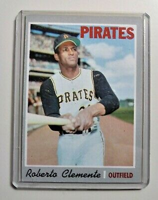 1970 Topps Roberto Clemente #350 - Pittsburgh Pirates