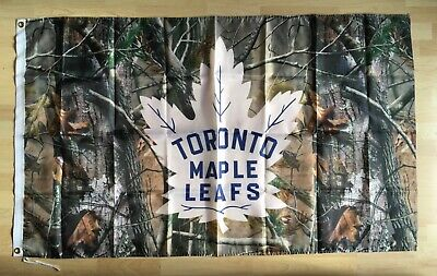 NHL Toronto Maple Leafs 3' x 5' Polyester Banner Flag