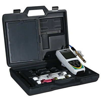 Oakton WD-35614-90 pH 150 pH/mV/Temp. Meter w/Probe, Cable, Case, Sol.