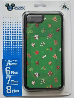 Disney Parks 2019 Christmas Sweet Treat Iphone 6s/7/8 Plus Phone Case NWT