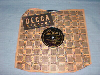 Russ Morgan, 78rpm, Decca 18625, 1944
